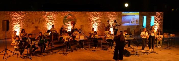 Η Μουσική παράσταση «ΠΛΑΝΗΤΗΣ ΓΗ» στα «Σφήττεια 2016»